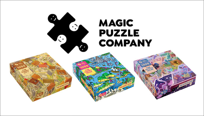 Magic Puzzle Company